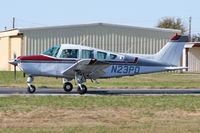 N23PD @ 52F - At Aero Valley (Northwest Regional)