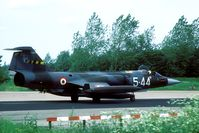 MM6731 @ EHLW - In the early eighties the large unit codes of the Italian air force were slowly disappearing. This one attended the 322 Sq anniversary in 1983 and was the last one I ever saw. - by Joop de Groot