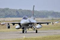 668 @ EBBL - F-16AM - by Volker Hilpert