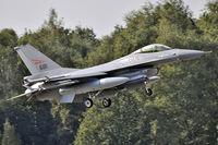 681 @ EBBL - F-16AM - by Volker Hilpert