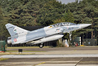 526 @ EBBL - Mirage 2000B - by Volker Hilpert
