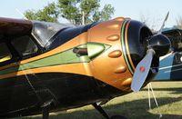 N3050B @ KOSH - EAA AIRVENTURE 2009