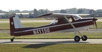 N4115U @ KOSH - EAA AIRVENTURE 2009