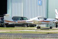 N643DC @ 52F - At Aero Valley (Northwest Regional)