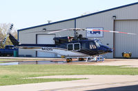 N412HS @ GPM - At Grand Prairie Municipal