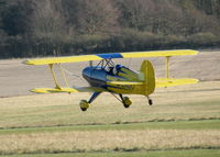 G-ENGO @ EGHP - NEW YEARS DAY FLY-IN - by BIKE PILOT