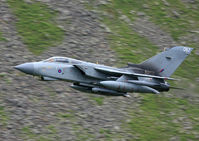 ZA602 - Royal Air Force Tornado GR4 (c/n BT026). Operated by the Marham Wing coded '067'. Taken at Dunmail Raise, Cumbria. - by vickersfour