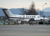 CN-TPH @ LFLS - Parked at the General Aviation area... - by Shunn311