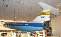 55-2961 - This former NASA chase plane is now on display at NASM. - by Daniel L. Berek