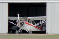 N85762 @ TE02 - At Aresti Aerodrome - Godley, TX