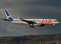 RA-64016 @ LFLS - Landing rwy 09 - by Shunn311