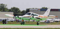 N7729Q @ KOSH - EAA AIRVENTURE 2009