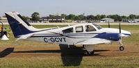 C-GCVT @ KOSH - EAA AIRVENTURE 2009 - by Todd Royer