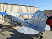 N1748D - 1951 Cessna 170 - by Bruce Davids