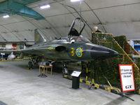 35528 @ ESGP - SAAB SKJ35F Draken 35528/00/9 Swedish Air Force - by Alex Smit