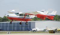 N1815M @ KOSH - EAA AIRVENTURE 2009