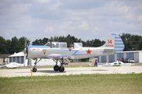 N2207X @ KOSH - eaa airventure 2009