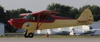 N2827M @ KOSH - EAA AIRVENTURE 2009
