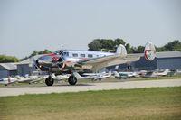 N4477 @ KOSH - EAA AIRVENTURE 2009