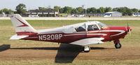 N5208P @ KOSH - EAA AIRVENTURE 2009