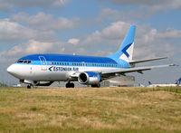 ES-ABC @ LFPG - Estonian Air - by vickersfour