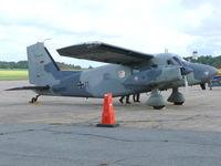 D-IRES @ ESGP - Dornier Do28D-2 Skyservant D-IRES painted as German Navy 59+11 - by Alex Smit