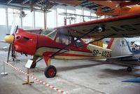 SP-ASZ - Yakovlev Yak-12M at the Muzeum Lotnictwa i Astronautyki, Krakow