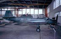 SP-BPL - Lotnicze Warsztaty Doswiadczalne L.W.D. Junak 3 at the Muzeum Lotnictwa i Astronautyki, Krakow