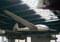 SP-1358 - Szybowcowy Zaklad Doswiadczalny SZD-9bis Bocian 1A at the Muzeum Lotnictwa i Astronautyki, Krakow