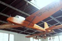 SP-1477 - Szybowcowy Zaklad Doswiadczalny SZD-10bis Czapla at the Muzeum Lotnictwa i Astronautyki, Krakow
