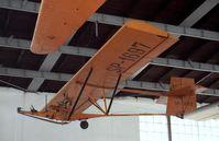 SP-1697 - Instytut Szybownictwa IS-3 ABC-A at the Muzeum Lotnictwa i Astronautyki, Krakow