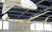 SP-1335 - SZD-8bis Jaskolka at the Muzeum Lotnictwa i Astronautyki, Krakow