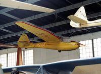SP-1391 - Instytut Szybownictwa IS-4 Jastrzab at the Muzeum Lotnictwa i Astronautyki, Krakow