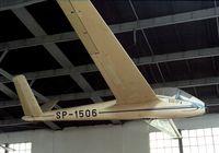 SP-1506 - Szybowcowy Zaklad Doswiadczalny SZD-17X Jaskolka L at the Muzeum Lotnictwa i Astronautyki, Krakow