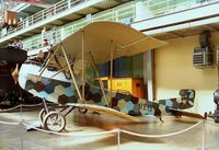 119.15 - Knoller C II of the austro-hungarian army aviation at the Narodni Technicke Muzeum, Prague