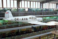 OK-AHN - Mraz M-1C Sokol at the Narodni Technicke Muzeum, Prague