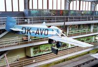 OK-AVO - Avia BH-10 at the Narodni Technicke Muzeum, Prague