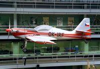 OK-IRF - Zlin Z-50L at the Narodni Technicke Muzeum, Prague
