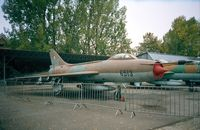 6513 - Sukhoi Su-7BKL Fitter of the czechoslovak air force at the Letecke Muzeum, Prague-Kbely - by Ingo Warnecke