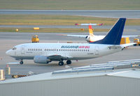 LZ-BOI @ LOWW - Air Bulgaria - by vickersfour