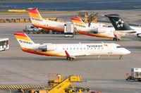 OE-LCG @ LOWW - Tyrolean Airways - by vickersfour