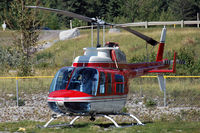 C-GALH @ CEW9 - Alpine Helicopter's Homebase in Canmore - by Tomas Milosch