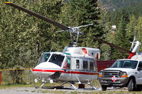 C-GALI @ CEW9 - Alpine Helicopter's Homebase in Canmore - by Tomas Milosch