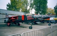 3646 - Mikoyan i Gurevich MiG-23MF Flogger of the czechoslovak air force at the Letecke Muzeum, Prague-Kbely - by Ingo Warnecke