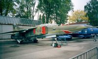 7905 - Mikoyan i Gurevich MiG-23UB of the czechoslovak air force at the Letecke Muzeum, Prague-Kbely - by Ingo Warnecke