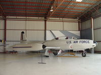 N133AT @ CNO - Planes of Fame Hangar - by Helicopterfriend
