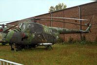 0538 - Mil Mi-4 Hound of the czechoslovak air force at the Letecke Muzeum, Prague-Kbely - by Ingo Warnecke