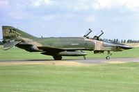 68-0583 @ EGWZ - 10TRW RF-4C ready for its next mission from RAF Alconbury - by Friedrich Becker