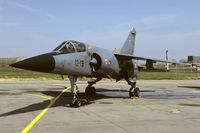 37 @ EDRB - EC12 Mirage F1C at Bitburg AB - by Friedrich Becker
