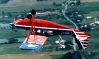C-GUCP @ SG3 - Decathlon flying Crosscountry in province of Quebec - by Pierre Malo from C-GUHX 1968 Citabria 7ECA